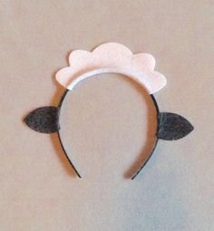 1 Sheep lamb ears headband birthday party favor supplies Christmas nativity scene costume babies baby children adult farm animals country by Partyears on Etsy https://www.etsy.com/listing/192828423/1-sheep-lamb-ears-headband-birthday