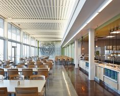 reVIVE: Garst and Blair Shannon Dining Centers | BNIM Blog