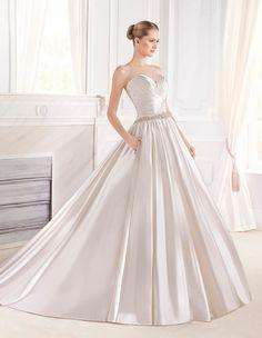 La Sposa, size 8