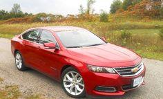 2014 Chevrolet Impala Review | Chevrolet Dealer Ontario www.newroads.ca/gm