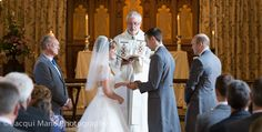 The exchanging of rings, photographed by Hampshire wedding photographers Jacqui Marie Photography. VISIT http://jacqui-marie-photography.co.uk for details.  #wedding #photography #weddingphotography #Hampshire #England #uk