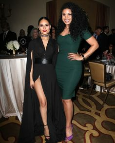 Pia Toscano and Jordin Sparks at the Generosity.org Fundraiser For World Water Day 2017