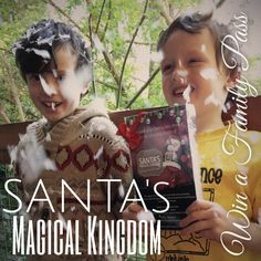 Santa's Magical Kindgom 2014 Plus Win a Family Pass!