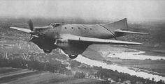 "Dieselpunk: Couzinet 10 ""Arc-en-Ciel"", 1928"