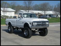15 Best 1971 GMC trucks images in 2018 | Chevy 4x4, Pickup