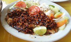 Boquinete al ajillo 👌 #food #fish