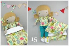 Studio Doll Boutique Bet Time Set Pajamas with by violastudio
