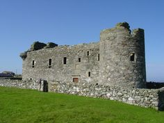Muness Castle Unst by Colin Park - near to Ramnageo, Shetland Islands, Great Britain