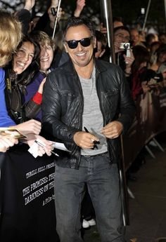 Bruce Springsteen Photos - 'The Promise: The Making of Darkness on the Edge of Town' Screening - Zimbio