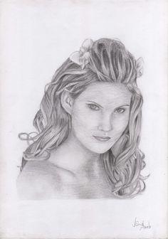 Hairstyle #5   by: Vânia Azevedo