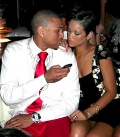 Rihanna With Chris Brown Oldy