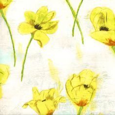 Magnolia Lane fabric by Laura Gunn for Michael Miller. Also the designer of my beloved Poppy fabric.
