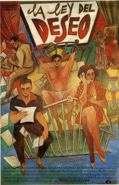 CEESEPE ARTISTA DE LA MOVIDA MADRILEÑA. ### LA LEY DEL DESEO ### VÍA GOOGLE