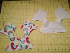 Free baby dress pattern   The Stitching Scientist