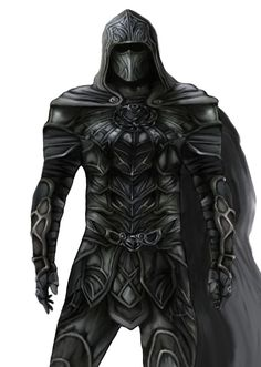 Wow. Black assasin coming... Fear and protect their lifes...