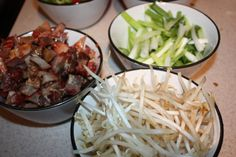 Bbq Pork Chow Mein Recipe, Chicken Chow Mein, Pancit Noodles, Pork Recipes, Cooking Recipes, Family Meals, Family Recipes, Chinese Vegetables, Napa Cabbage