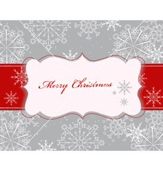 Winter frame vector by designious on VectorStock®