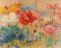 The Pastel Garden by mrstory1 on Etsy, $1500.00