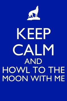 """Humphrey- """"Howl to the moon with me"""""""