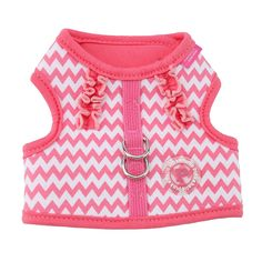 Pinkaholic New York NAQA-AH7202-PK-M Ziggy Harness for Pets, Medium, Pink * Continue to the product at the image link. (This is an affiliate link and I receive a commission for the sales)