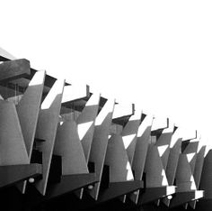 Pancho Guedes    Otto Barbosa office Building, 1953 Maputo.
