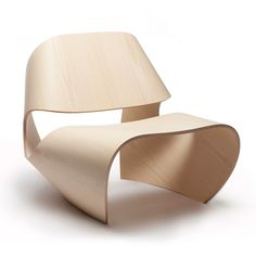 Saturday, 15 February :: cowrie chair, 2013 by brodie neill of made in ratio