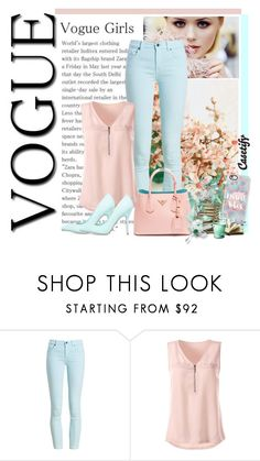 """""""Casetify #3"""" by aa-fashion-girls ❤ liked on Polyvore featuring Barbour, ShoeDazzle, Prada and Casetify"""