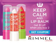 Save $1 on Rimmel Ke