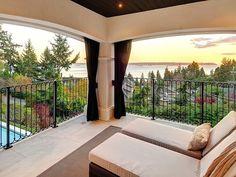 Master outdoor patio idea