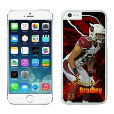 http://www.xjersey.com/arizona-cardinals-stewart-bradley-iphone-6-cases-white.html ARIZONA CARDINALS STEWART BRADLEY IPHONE 6 CASES WHITE Only 19.87€ , Free Shipping!