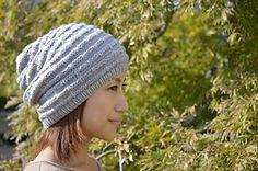 free knitting pattern - hat, beanie, toque