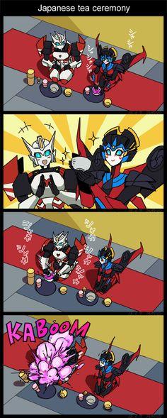 Sorry Drift, Windblade got the touch Transformers Drift, Transformers Memes, Transformers Humanized, Transformer Tattoo, Pokemon, Japanese Tea Ceremony, Fanart, Japanese Geisha, Japanese Kimono