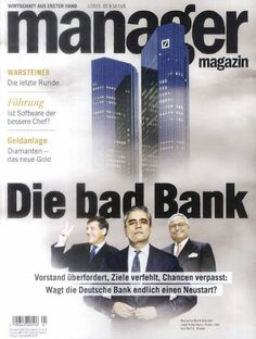Das neue manager magazin am 5. Januar 2015