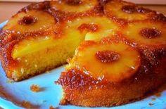 Torta de Piña Casera. Ingredientes Torta – 6 Huevos. Recuerda que deben…