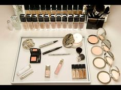 ▶ Makeup by Peter Philips at the Dior couture Autumn-Winter 2015-2016 show - YouTube