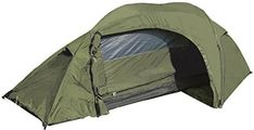 Mil-tec One Man Olive Green Recon Tent Hiking Tent, Ultralight Backpacking, Tent Camping, Camping Gear, Outdoor Camping, Outdoor Gear, Camping Stuff, Backpack Camping, Best Tents For Camping