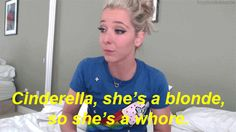 LOL quite possibly one of my favorite JennaMarbles lines