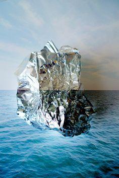 tinfoil iceberg