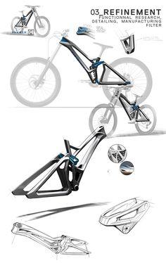 Bike designs by Cero