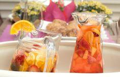 Raspberry Thyme Sangria Recipe on Yummly