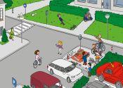 Een veilige fiets - verkeersplaat - april 2014