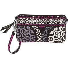 Vera Bradley Wristlet - http://handbagscouture.net/brands/vera-bradley/vera-bradley-wristlet/