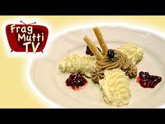 Maronencreme-Dessert   Frag Mutti TV