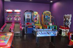 Child care center game room