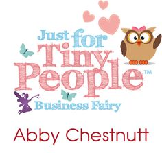 Abby Chestnutt - Just For Tiny People Business Fairy