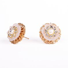 Arlena Earrings, $20, now featured on Fab.