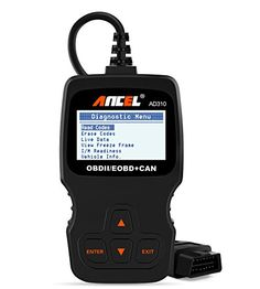 ANCEL Classic Enhanced Universal OBD II Scanner Car Engine Fault Code Reader CAN Diagnostic Scan Tool Black >>> You can find more details by visiting the image link. (This is an affiliate link) Freeze, Cades, Promo Amazon, Oil Service, Car Engine, Automotive Tools, Cool Cars, Engineering, Coding
