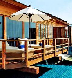 KC Resort & Over Water Villa – Koh Samui, Thailand    From US$294