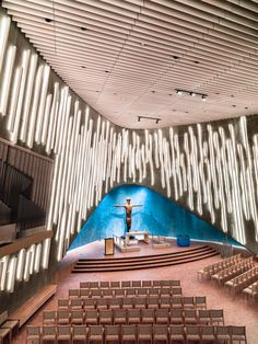 The Northern Light Cathedral | Link Arkitektur with schmidt hammer lassen architects; Photo: Hundven-Clements Photography | Archinect