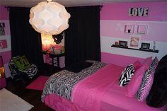 Girls Bedroom/ After